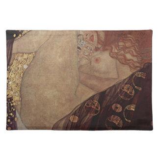 Gustav Klimt  - Danae - Beautiful Artwork Placemat