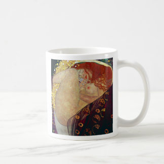 "Gustav Klimt, ""Danae"" Coffee Mug"