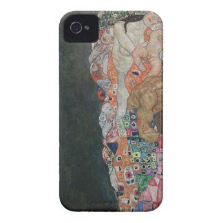 Gustav Klimt - Death and Life Art Work iPhone 4 Case