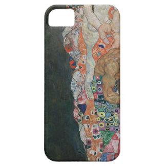 Gustav Klimt - Death and Life Art Work iPhone 5 Cases