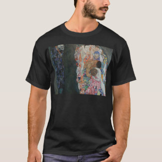 Gustav Klimt - Death and Life Art Work T-Shirt