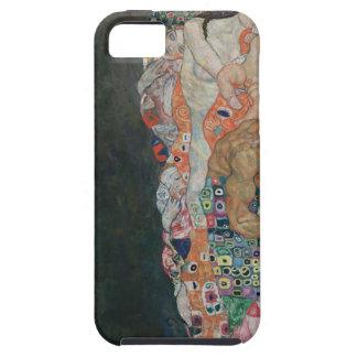 Gustav Klimt - Death and Life Art Work Tough iPhone 5 Case