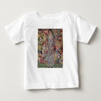 Gustav Klimt - Fredericke Maria Beer Art Baby T-Shirt