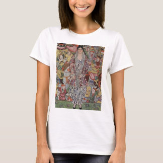 Gustav Klimt - Fredericke Maria Beer Art T-Shirt