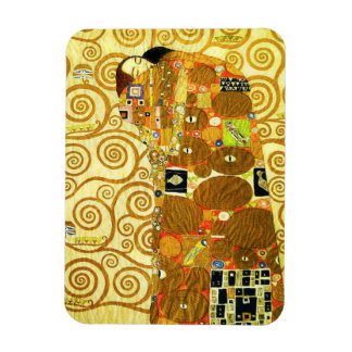 Gustav Klimt Fulfillment Magnet