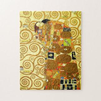 Gustav Klimt Fulfillment Puzzle