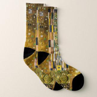 Gustav Klimt - Golden Socks 1