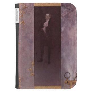 Gustav Klimt- Josef Lewinsky Kindle 3G Case