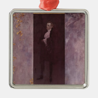 Gustav Klimt- Josef Lewinsky Ornament