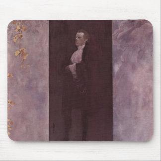 Gustav Klimt- Josef Lewinsky Mousepad