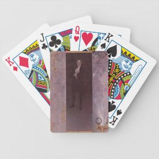 Gustav Klimt- Josef Lewinsky Card Decks
