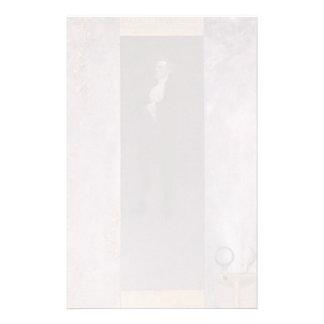 Gustav Klimt- Josef Lewinsky Personalized Stationery