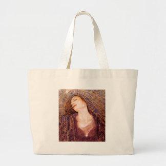 Gustav Klimt.jpg Tote Bags