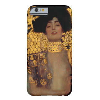 Gustav Klimt Judith And The Head Of Holofernes Barely There iPhone 6 Case