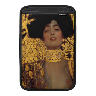 Gustav Klimt Judith And The Head Of Holofernes MacBook Sleeve