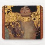 Gustav Klimt Judith Mouse Pad