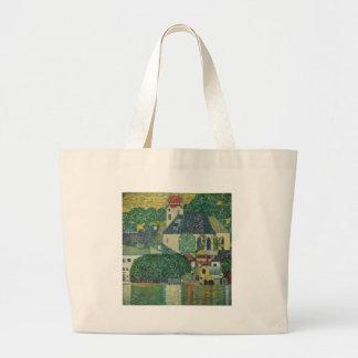 Gustav Klimt // Kirche in Unterach am Attersee Bag