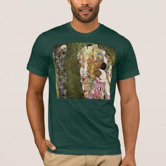 Gustav Klimt ~ Life and Death T-shirt
