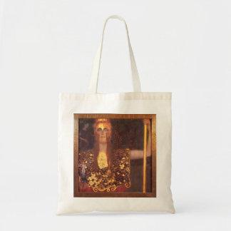 Gustav Klimt Minerva Pallas Athena Tote Bag