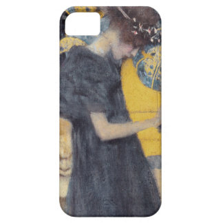 Gustav Klimt // Musik iPhone 5 Cover