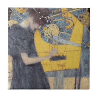 Gustav Klimt // Musik Tile