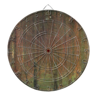 Gustav Klimt - Pine Forest Dartboard