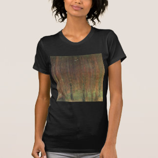 Gustav Klimt - Pine Forest T-Shirt