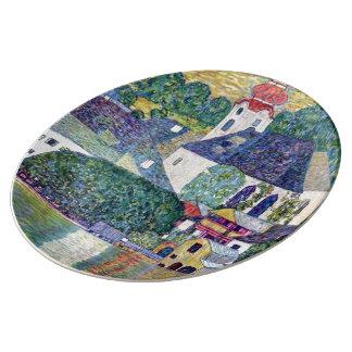 Gustav Klimt Plate
