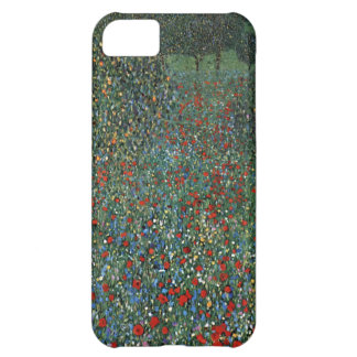 Gustav Klimt Poppy Field iPhone 5C Case