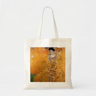 Gustav Klimt Portrait Budget Tote Bag