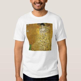 Gustav Klimt- Portrait of Adele Bloch-Bauer I T Shirt