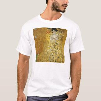 Gustav Klimt- Portrait of Adele Bloch-Bauer I T-Shirt