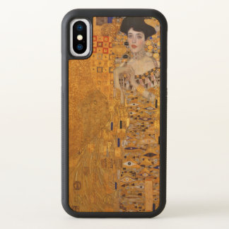 Gustav Klimt Portrait of Adele GalleryHD Vintage iPhone X Case