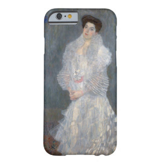 Gustav Klimt Portrait of Hermine Gallia iPhone Cas Barely There iPhone 6 Case