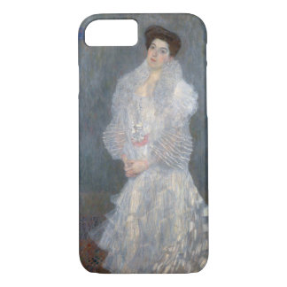 Gustav Klimt Portrait of Hermine Gallia iPhone Cas iPhone 7 Case