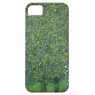 Gustav Klimt Rosebushes Case For The iPhone 5