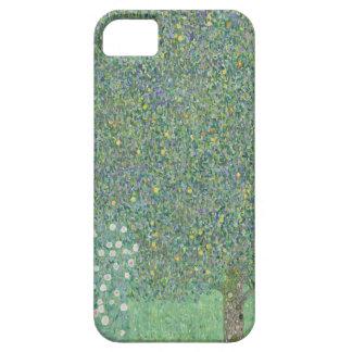 Gustav Klimt - Rosebushes under the Trees Artwork Barely There iPhone 5 Case