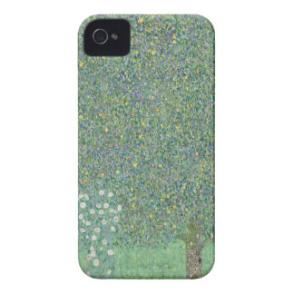 Gustav Klimt - Rosebushes under the Trees Artwork Case-Mate iPhone 4 Cases