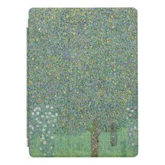 Gustav Klimt Rosebushes Under the Trees GalleryHD iPad Pro Cover