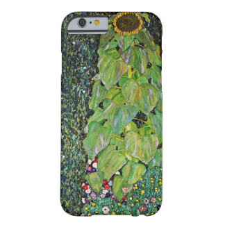 Gustav Klimt Sunflower Barely There iPhone 6 Case