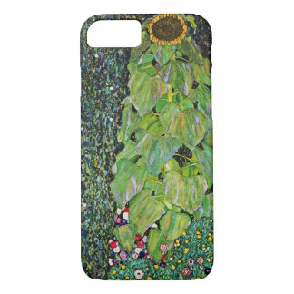 Gustav Klimt Sunflower iPhone 8/7 Case