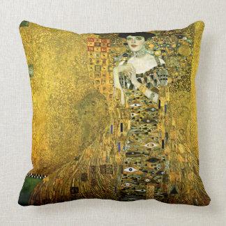 Gustav Klimt The Golden Lady Cushions