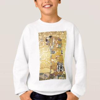 Gustav Klimt - The Hug - Classic Artwork Sweatshirt
