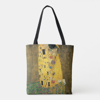 GUSTAV KLIMT - The kiss 1907 Tote Bag