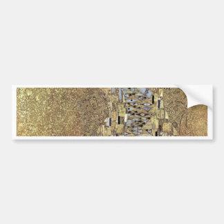 Gustav Klimt - The Kiss Bumper Sticker