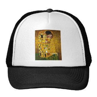 Gustav Klimt The Kiss Cap