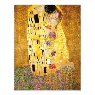 Gustav Klimt The Kiss Invitations