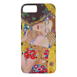 Gustav Klimt the Kiss iPhone 7 Case
