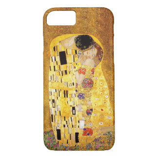 "Gustav Klimt ""The Kiss"" iPhone 8/7 Case"