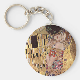 Gustav Klimt ~ the Kiss Key Ring